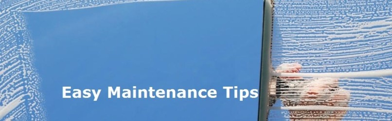 Easy-Maintenance-Tips