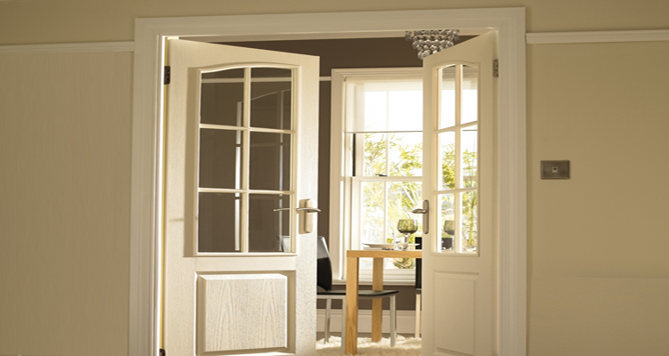 Throw Open French Doors And Invite The Garden Terrace Balcony Or Country View Inside A Breath Of Fresh Air For Your Kitchen Lounge Dining Room